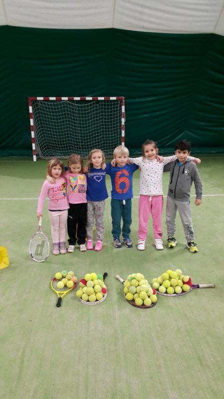 teniški klub Gibišport